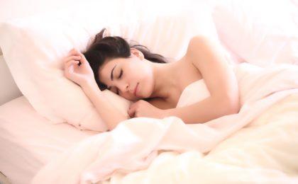 Im Schlaf abnehmen